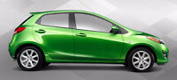 The *Best* Spirited Green Mazda 2