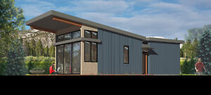 POCKETHOUSE MODERN CONTEMPORARY RECREATIONAL HOMES Strathcona County Edmonton Area image 1