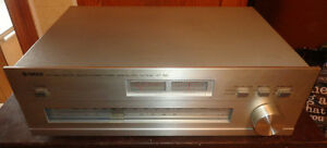 Turntables, tuners, cassette decks for sale or trade