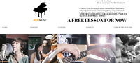 Artimusic Tutoring (musical lessons and photo shooting service)