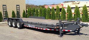30ft TriAxel LoadTrail Utility Trailer New (2016) Never Used