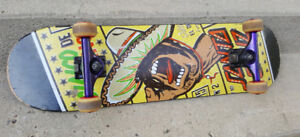 Skateboard, good shape, independent Koston trucks, Santa Cruz de