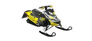 Brand new in crate 2017 ski doo race sled