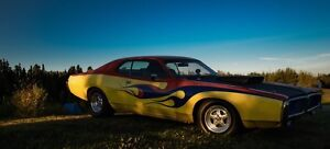 1973 Dodge Charger ralley street and strip car