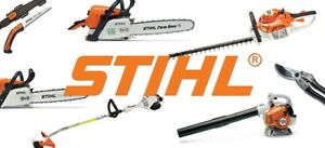 The Lawn Guy Now Carries STIHL Equipment - Parts - Servicing