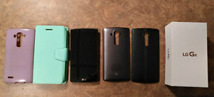 LG G4 phone and cases for sale!