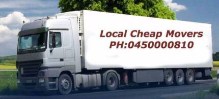 FROM $60PH  MEN & TRUCK LOCAL CHEAP MOVERS REMOVALS  IN MELBOURNE