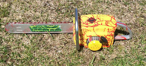 **REDUCED**   Stage Prop Chain Saw
