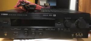 Yamaha 5.1 AV Receiver (RX-V596)