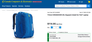 Thule Crossover Laptop Bag *MUST SEE!
