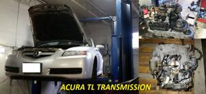 2004-2012 ACURA TL AUTOMATIC TRANSMISSION