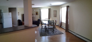 Large 2 bdrm completely furnished