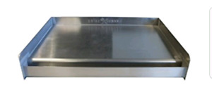 Griddle for cooktop/barbeque
