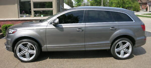 2012 Audi Q7 3.0 S Line Sport SUV, Crossover