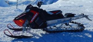 2016 Polaris Axys PRO RMK 800 in nice condition