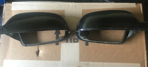 Audi A5 Oem mirror caps taken from a cabrio. Black in colour