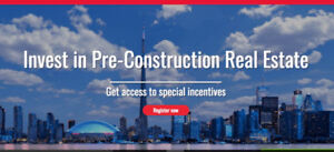 Stunning  Modern TownHouses in GTA Starting from $500s
