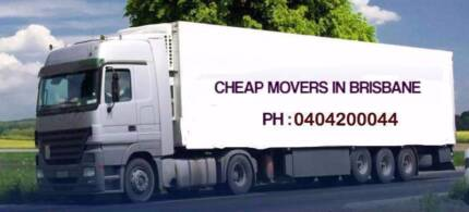FROM $65 PER HOUR 2 MEN & TRUCK,CHEAP MOVERS-REMOVALS IN BRISBANE
