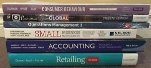 VARIOUS BUSINESS BOOKS - All Current