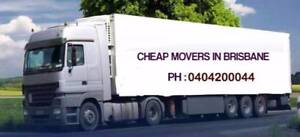 FROM $65 PER HOUR MAN & TRUCK,CHEAP MOVERS-REMOVALS IN BRISBANE