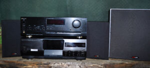 Stereo/Speakers/CD Player/Subwoofer
