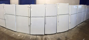 OVERSTOCKED 18CU FRIDGES!! 1 YEAR WARRANTY