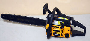 Excellent Poulan Pro 20 Inch Chainsaw SEE VIDEO