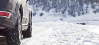 Mobile Winter Tire Sales and Installation!