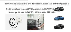 Chargeur EV SolarEdge pour Véhicule électrique