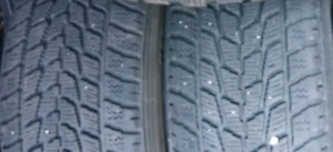 WINTER TIRES  195/60/r15