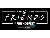 FriendsFest Tickets for Tonight 25.08.16 SOLD OUT