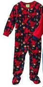 Elmo Footed Pajamas