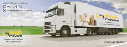 Singh Movers @