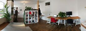 Desk space available £170 per month near Seven Sisters and Tottenham Hale