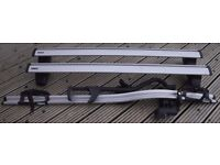 Thule WingBars 961 with 754 foot, fitting kit 1503, ProRide 591 Fiesta 2008+