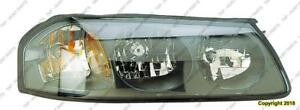 Head Light Passenger Side [From 2000 To February 5Th 2004] High Quality Chevrolet Impala