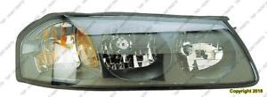 Head Lamp Passenger Side [From 2000 To February 5Th 2004] High Quality Chevrolet Impala