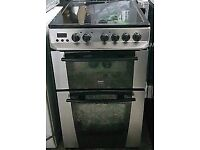 ZANUSSI STAINLESS STEEL 50cm ELECTRIC COOKER COMES WITH 4 MONTHS WARRANTY