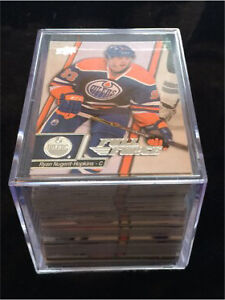2015-16 Full Force Upper Deck Hockey Card Base Set Oilers Strathcona County Edmonton Area image 2