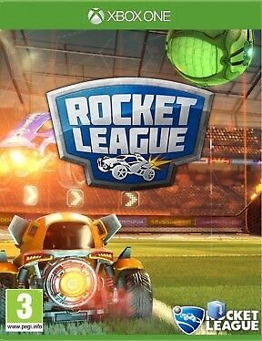 XBOX One Rocket League Game