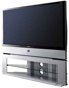 75 inch Samsung Rear Projection tv with stand