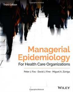 Managerial Epidemiology Textbook