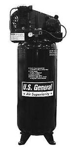 Air Compressor 60 Gallon 3.5 HP 12.85 CFM @ 90 PSI