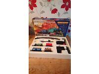 industrial freight hornby train set