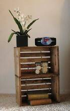 Crate or very small bedside table Byron Bay Byron Area Preview