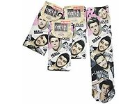 (Check Other Ads) - One Direction Women's Socks - One Size Fits All [BRAND NEW] ✓