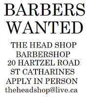 Barbers Wanted !!!!!!