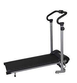 New in Box Confidence Fitness Magnetic Manual Treadmill Running Machine