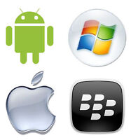 Mobile Application Development - IOS, ANDROID, BLACKBERRY APPS