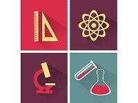 GCSE & AS Level Maths & Chemistry Tutoring @ £20/hour